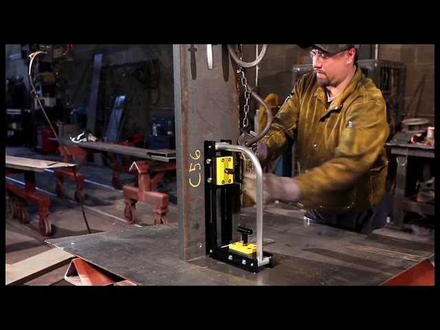 90 Degree Magnetic Welding Angle | Magswitch Technology