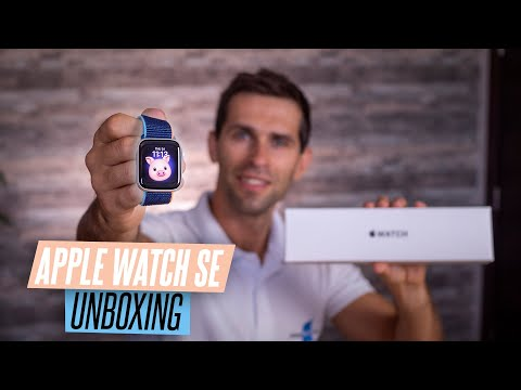 Apple Watch SE Unboxing