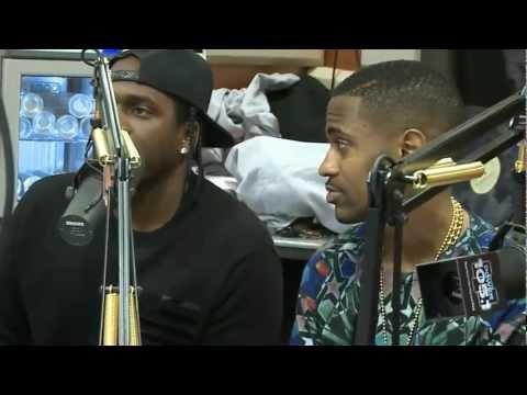 *NEW* Common, Pusha T, Big Sean (Good Muzic) at The Breakfast Club - Power 105.1 HD