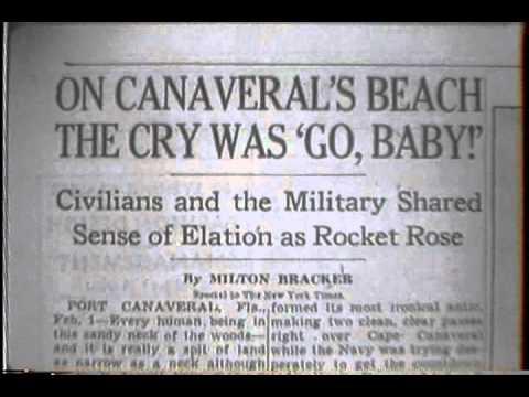 Newspaper headlines on firing of satellites