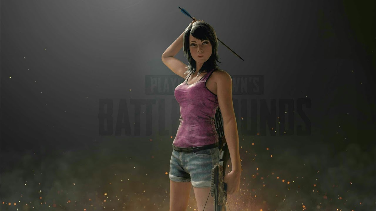 Pubg Top 10 Girls Outfits