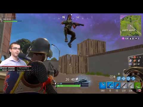 Fortnite: Nick Eh 30 Says I'm Hacking?!