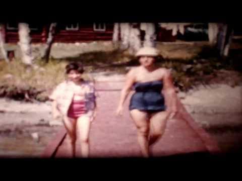 Kirkland Lake 1955   Home Movie