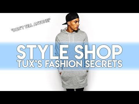 Style Shop: Episode 3 - Tux's Fashion Secrets *Don't Tell Anyone!*