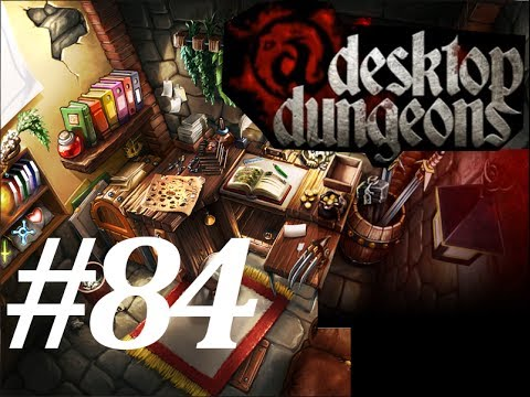 Let's Play Desktop Dungeons 84: Monk Silver Challenge