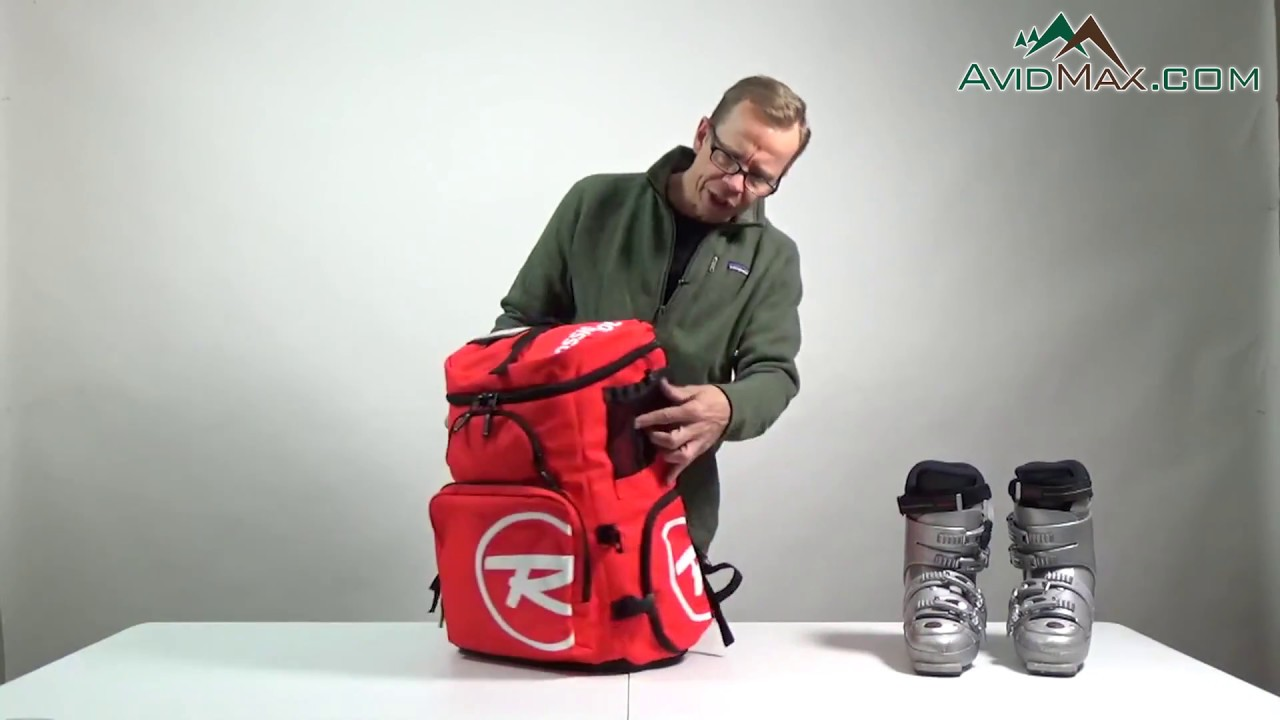 Rossignol Hero Boot Pro Backpack  a2c3e133d05d4