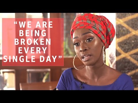 'I was arrested and shamed for my leaked nudes': Ugandan model Judith Heard - BBC Africa