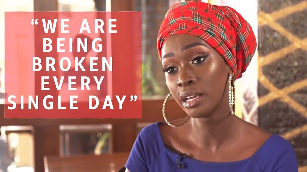 African homemade bbc