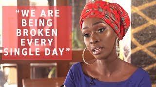 'I was arrested and shamed for my leaked nudes': Ugandan model Judith Heard - BBC Africa