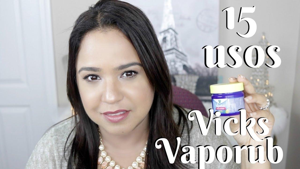 beneficios del vick vaporub en la piel