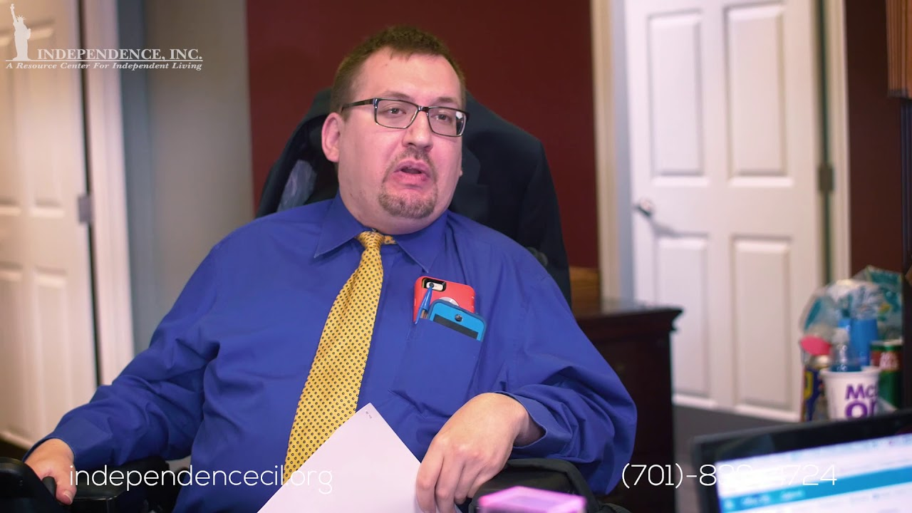Disability Advocacy Video: Brandon Rowenhorst