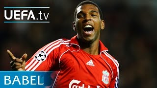 Following his signing for beşiktaş see dutch forward ryan babel score a spectacular goal against the turkish club liverpool in 2007.subscribe: http://www...