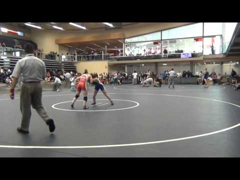 2014 SFU International: 48 kg Darby Huckle vs. Genie Gokhman