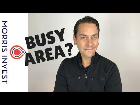 Should You Buy a Rental Property Near a Busy Street?