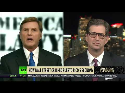 Mike Papantonio Exposes the Crash of Puerto Rico