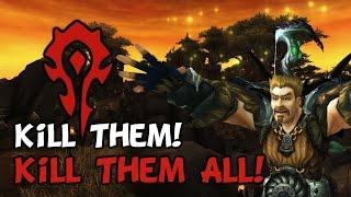 The Ashran Massacre (WoW PvP Gameplay/Machinima)