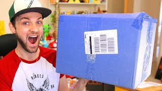 I GOT ALL OF THIS FROM YOU! (HUGE UNBOXING)