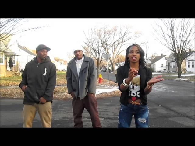 MeanGrl Reeka -Bout that life (Promo Video)