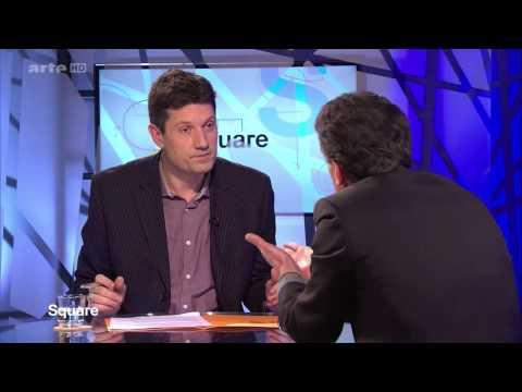 """Pascal Durand invité de Square Europe ARTE 15 Mars : """"L'Europe est-elle malade de la Grèce?"""""""