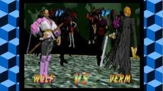 Battle Arena Toshinden: URA - King Game Review