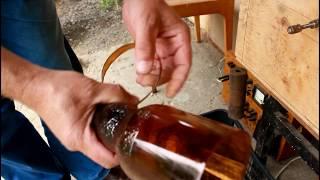 Изготовление клипс, для подвязки винограда. Серия 56.