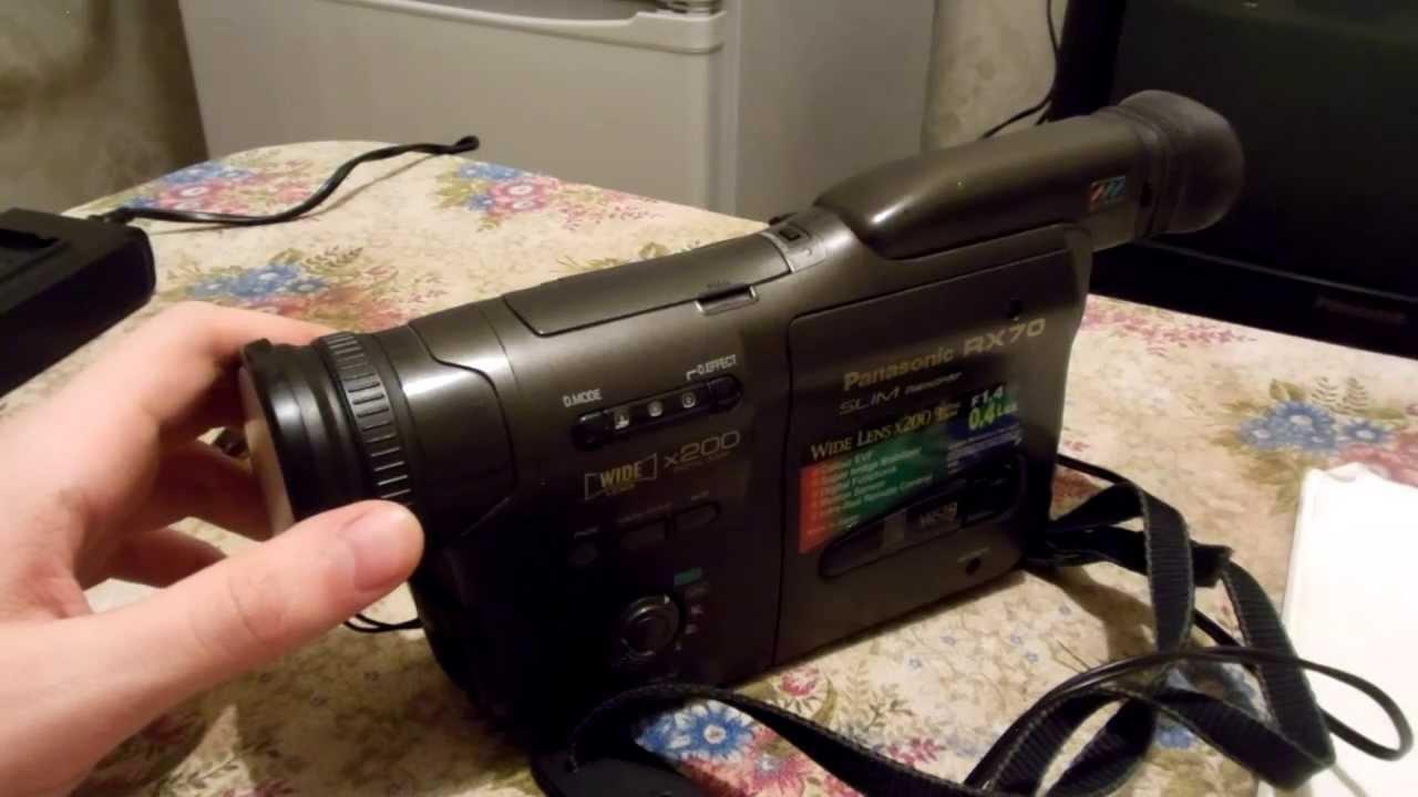 Panasonic nv gs400 инструкция