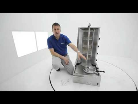 Overview On Archway Kebab Machine 4BSTD