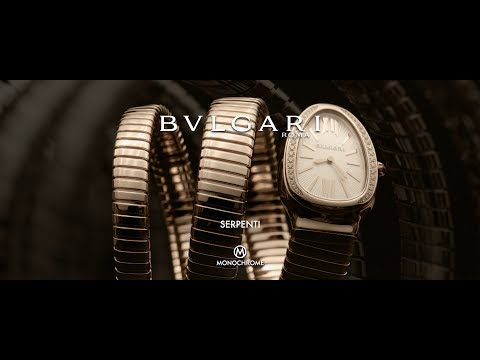 Bulgari Serpenti - The Story Behind One of the Most Iconic Ladies Watches Ever