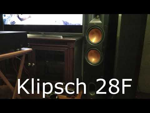 klispch vs Definitive Technology