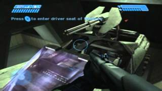 Halo: Combat Evolved Mission 10 the Final Lap: The Maw