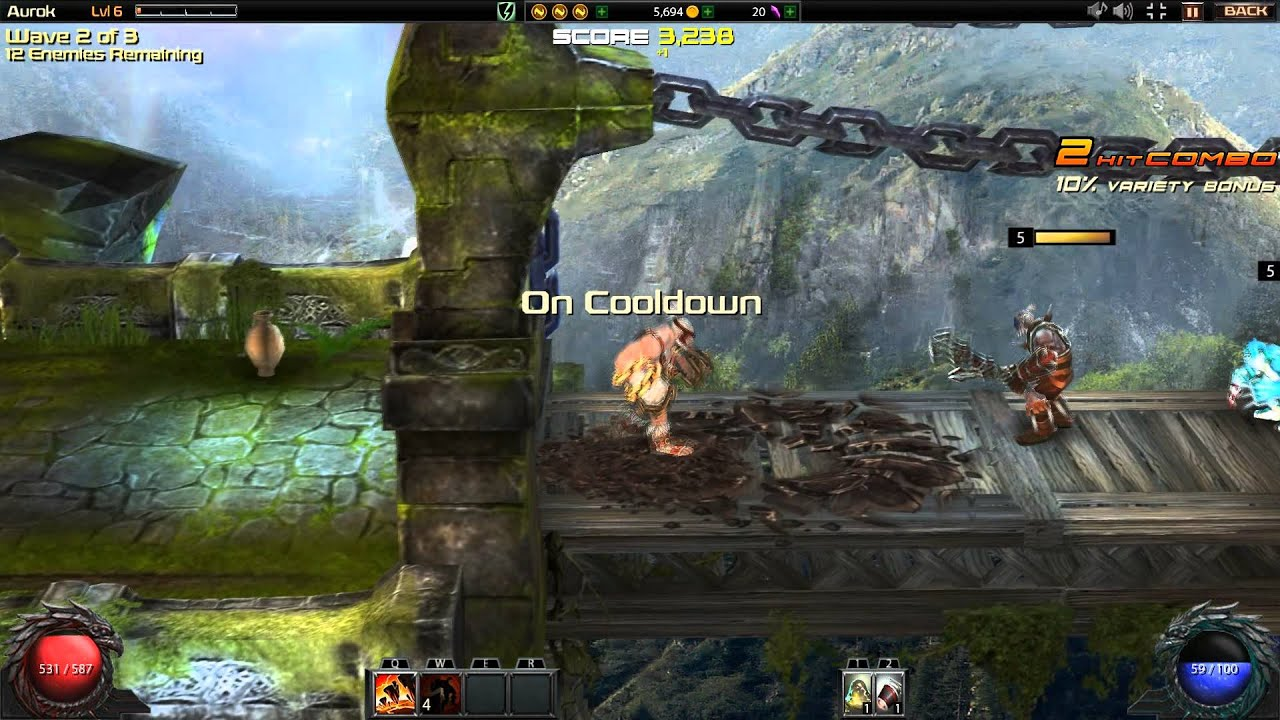 Chronoblade Closed Beta An Arpg Side Scrolling Hack