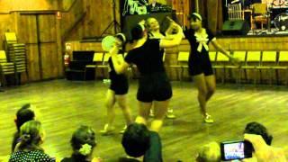 Video Echoes of Harlem @ Swing Camp Oz 2011 download MP3, 3GP, MP4, WEBM, AVI, FLV November 2018