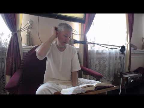 Шримад Бхагаватам 4.18.15 - Кришна Смаранам прабху