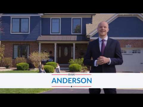 """Opal """"Campaign"""" Series - Vote Ryan Anderson... has a wife and kids."""