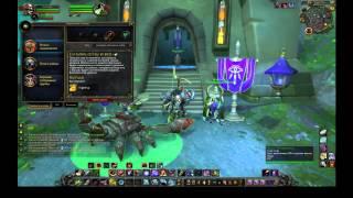 Где одетья в дреноре? World of Warcraft. Часть - 2.