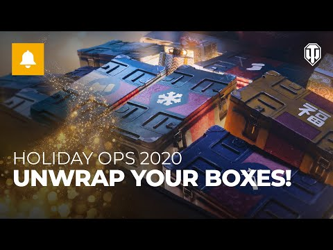 Holiday Ops 2020: Unwrap Your Boxes!