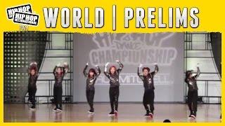 Sol-T-Shine - Japan (Varsity) at the 2014 HHI World Prelims