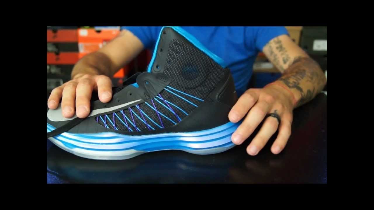 nike lunar hyperdunk 2012 performance review youtube rh youtube com