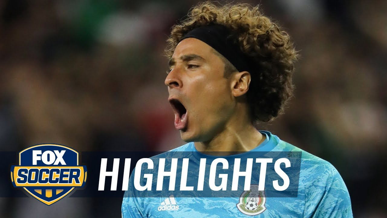 Mexico outlasts Haiti in Gold Cup semifinals