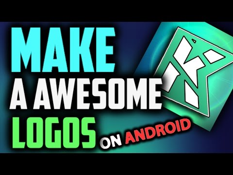 How To Make A Logo On Android