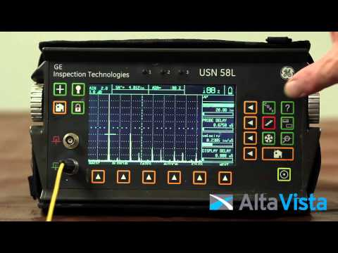 Ultrasonic Testing - Horizontal Linearity (Calibration)