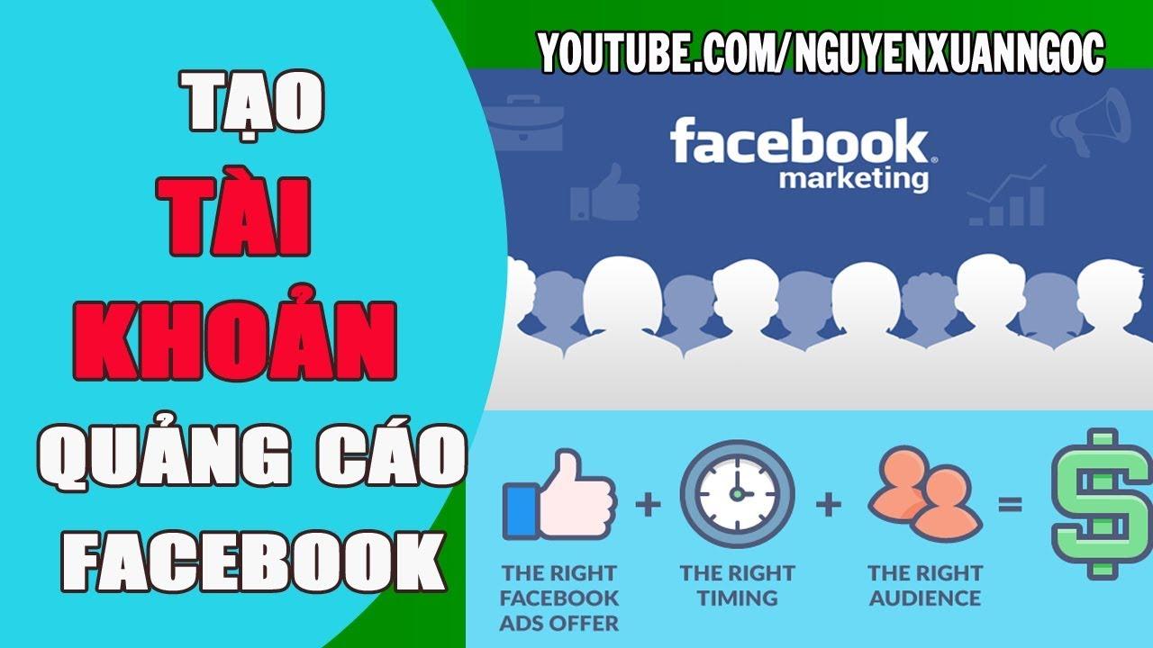 Cách tạo Tài khoản quảng cáo Facebook nhanh nhất bạn nên biết – Bán hàng Facebook