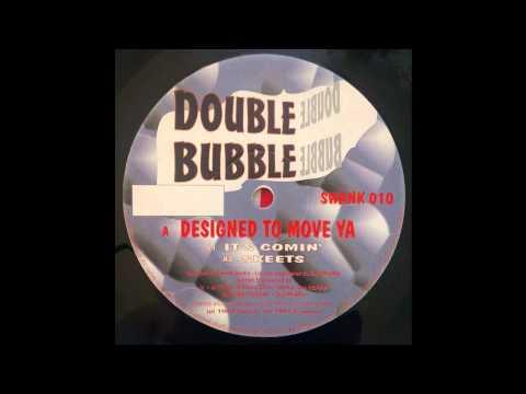 Double Bubble - Designed To Move Ya (Acid Trance 1997)