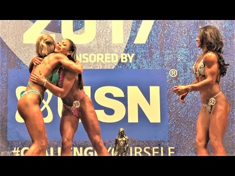 NABBA USN Britain Finals 2017 - Miss Athletic Figure