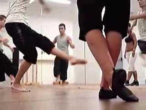 Clase de Jazz Dance
