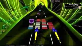 Audiosurf 2 double vision: Ai Kawashima - Door Crawl ( 川嶋あい  -  ドアクロール )