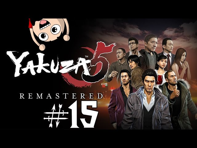 Yakuza 5   Part 15   It's Cold Up Here   Two Crazy Gamers