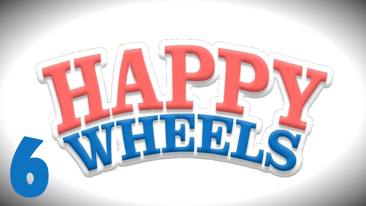 Happy Wheels - Ep.6 - Here Comes the Wrecking Ball! (Gameplay & Commentary)