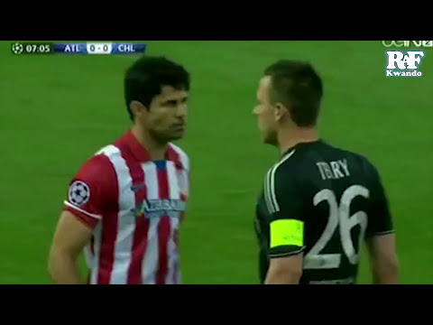 The Untold Story of Diego Costa (Goals, Fights And Much More)