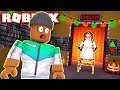 *NEW* ROBLOX HALLOWEEN SCARY ELEVATOR